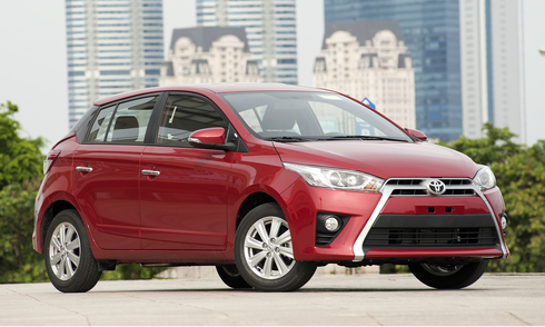 Image result for toyota yaris vnexpress