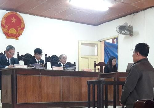 Hai cựu cán bộ làm oan ông Chấn xin giảm án tù