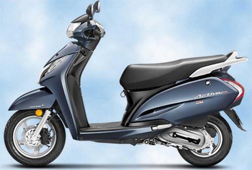 Honda Activa 125 2017 nâng cấp động cơ, thêm trang bị và tính năng mới.