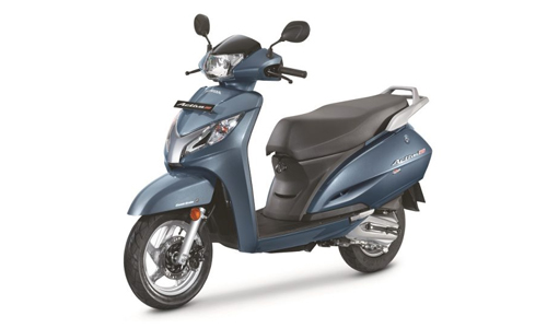 Honda Activa 125 2017 - đối thủ của Suzuki Address