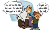 Ông bố 'chết lặng' trước lời đáp trả của con trai