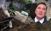 Mr Đàm đăng ảnh vườn biệt thự tan hoang sau khi nói mẹ nợ 20 tỷ