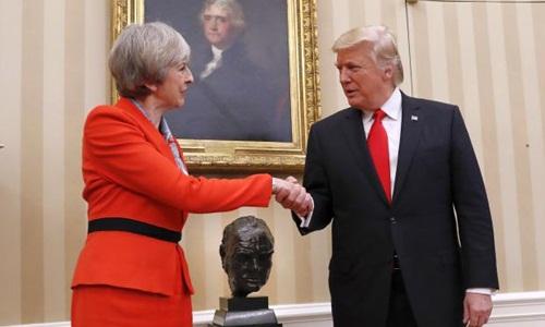 Các quốc gia bạn - thù trong mắt Donald Trump