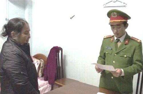 Người phụ nữ 63 tuổi cầm đầu đường dây mua bán thuốc nổ