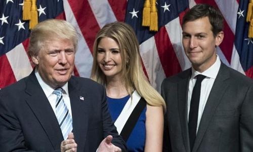 Ivanka và Jared - cặp đôi quyền lực dưới thời Trump