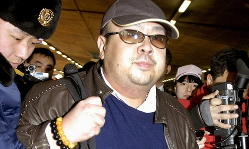 Kim Jong-nam, anh trai cùng cha khác mẹ với nhà lãnh đạo Triều Tiên Kim Jong-il. Ảnh: CNN
