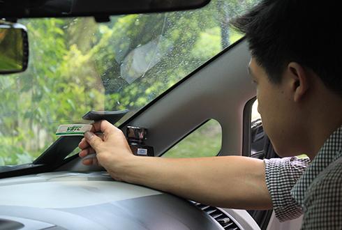 Bo truong Giao thong doc thuc thu phi khong dung tren toan quoc