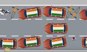 Khác biệt khi người Mỹ và người Ấn Độ tham gia giao thông