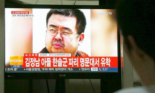 Ông Kim Jong-nam bị sát hại ở Malaysia. Ảnh: Guardian