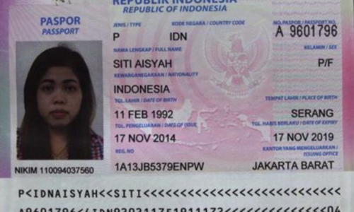 Nghi phạm sát hại Kim Jong-nam trong mắt người quen ở Indonesia - ảnh 1