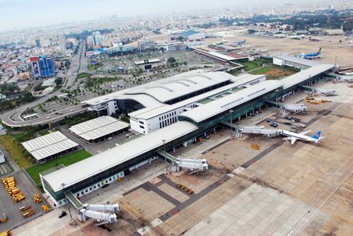TP HCM muốn mở thêm cổng vào sân bay Tân Sơn Nhất - ảnh 1