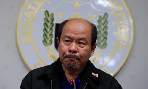 Arturo Lascanas, cảnh sát Philippines về hưu. Ảnh: Reuters