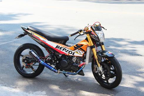 honda-sonic-125-do-phong-cach-moto-cua-dan-choi-sai-gon