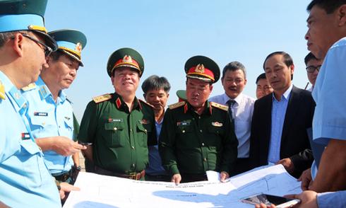 Bộ Quốc phòng giao 21 ha đất để mở rộng Tân Sơn Nhất