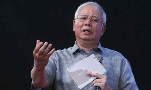Thủ tướng Malaysia Najib Razak. Ảnh: New Straits Times.