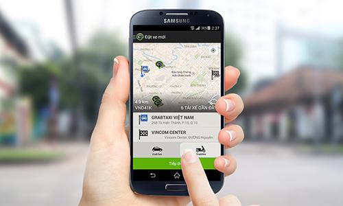 Taxi truyền thống đòi tăng thuế với Grab, Uber