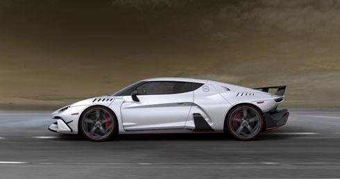 Italdesign Speciali - siêu xe động cơ V10 giá triệu USD