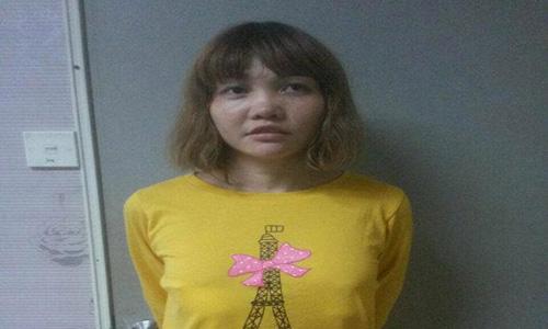 Đoàn Thị Hương khai bị lợi dụng trong vụ sát hại ông Kim