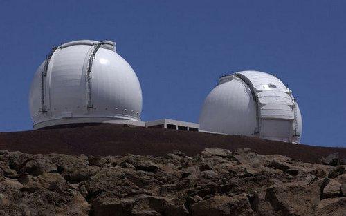 Tại sao các đài thiên văn đều dùng mái vòm hình cầu?