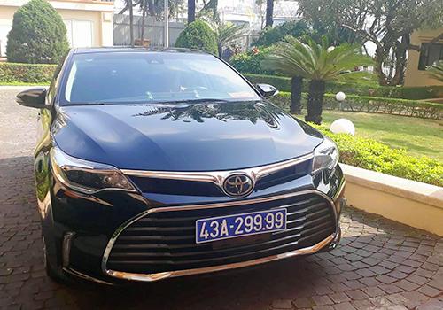 Doanh nghiệp tặng 8 ôtô đắt tiền cho Đà Nẵng 'vì mục đích chung'