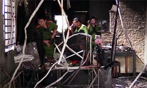 Gia đình 4 người tử vong trong đám cháy sau ngày sinh nhật con trai