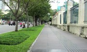 Tại sao phải lót đá granite cho vỉa hè trung tâm TP HCM?