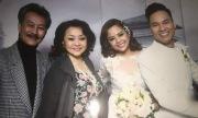 Hương Lan bỏ về giữa đám cưới vì Việt Hương diễn hài thô tục