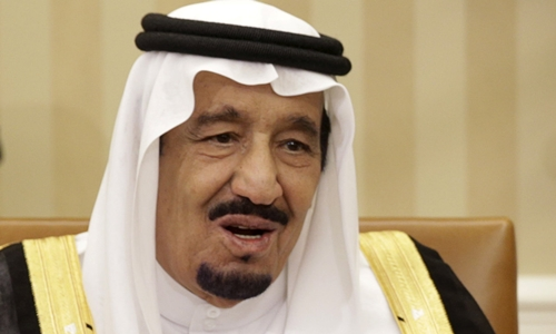 Nhà vua Arab Saudi Salman bin Abdulaziz al-Saud. Ảnh: Reuters.