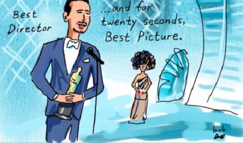 Đạo diễn xuất sắc nhất cho Phim hay nhất trong vỏn vẹn 20 giây.