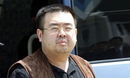 Kim Jong-nam, anh cùng cha khác mẹ của nhà lãnh đạo Triều Tiên Kim Jong-un. Ảnh: Yonhap
