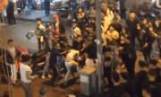 Hàng chục thanh niên hỗn chiến náo loạn phố đi bộ Hà Nội