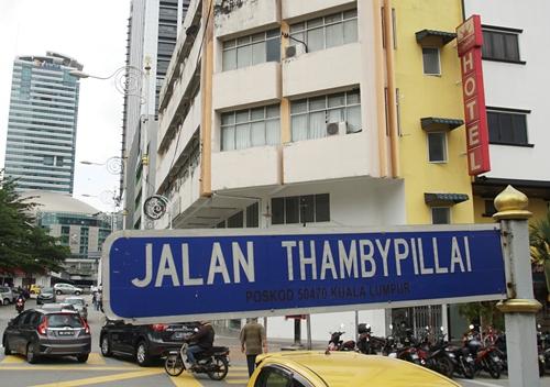 Tòa nhà nơi đặt trụ sở của Glocom ở Kuala Lumpur, Malaysia. Ảnh: Reuters.