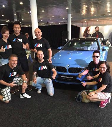 Những Bimmers yêu thích cảm giác ôm vô-lăng chiếc BMW M đã có cơ hội trải nghiệm BMW M Track Days tại Barcelona, Tây Ban Nha vào năm 2015.