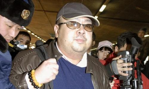 Kim Jong-nam, anh cùng cha khác mẹ của nhà lãnh đạo Triều Tiên Kim Jong-un. Ảnh: Reuters