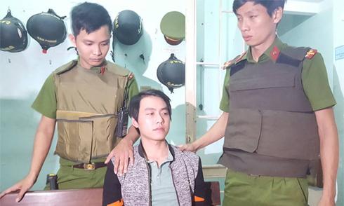Cướp ngân hàng tại Đà Nẵng