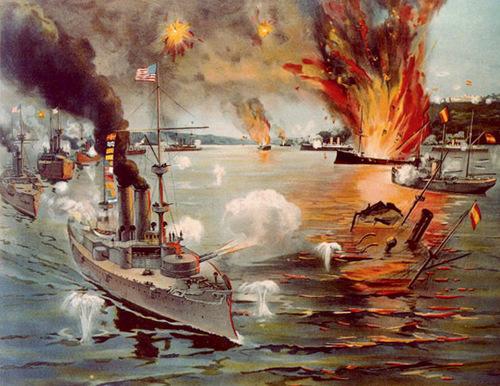 Cuộc chiến đưa Mỹ lên ngôi siêu cường thế giới