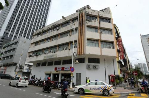 Tòa nhà đặt trụ sở ảo của Glocom ở Kuala Lumpur, Malaysia