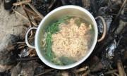 Dân Tam Đảo tố phượt thủ hái trộm rau su su nấu mỳ tôm