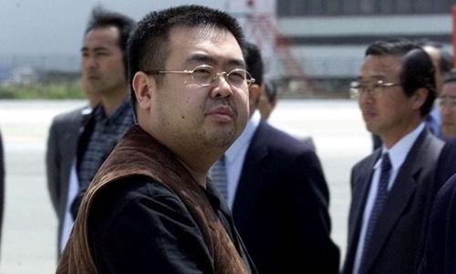 Kim Jong-nam, anh cùng cha khác mẹ của nhà lãnh đạo Triều Tiên Kim Jong-un. Ảnh: AP