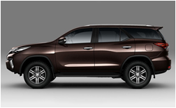 Fortuner 2.4 AT 4x2