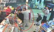 Cướp cửa hàng bị kẻ giết người khống chế