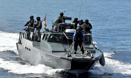 Malaysia hỗ trợ tàu Việt Nam chạy thoát khỏi cướp biển - ảnh 1