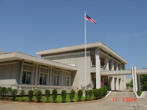 Đại sứ quán Malaysia tại Triều Tiên. Ảnh: