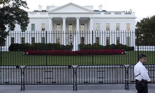 Mật vụ Mỹ từ chối trả lời vì sao nam thanh niên đột nhập được vào Nhà Trắng. Ảnh: PCJP