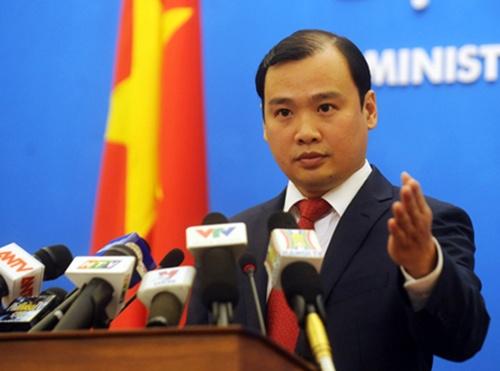 Việt Nam phản đối Trung Quốc mở tuyến du lịch phi pháp ra Hoàng Sa