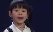 Phương pháp học tiếng Anh của bé 5 tuổi gây sốt trên truyền hình