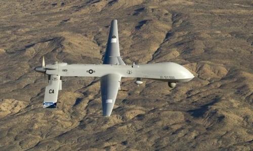 Máy bay không người lái Predator của Mỹ. Ảnh: Reuters