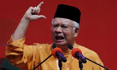 Thủ tướng Malaysia Najib Razak. Ảnh: Reuters