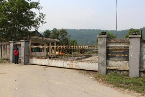 khu-xu-ly-rac-thai-tam-ngung-hoat-dong-nhieu-ngay