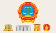 Tòa án Việt Nam được tổ chức thế nào?